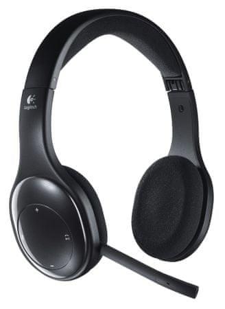 Logitech brezžične slušalke Wireless Headset H800