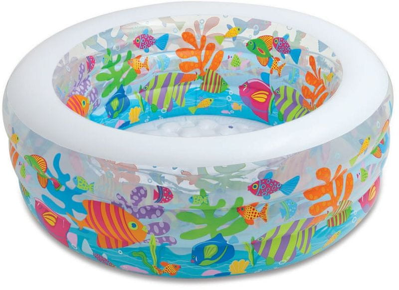 Intex 58480 Bazén Akvárium