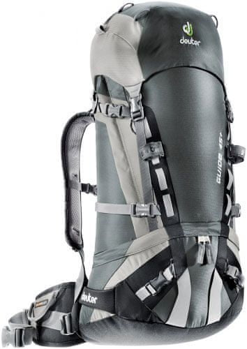 Deuter Guide 45+ Granite/Black