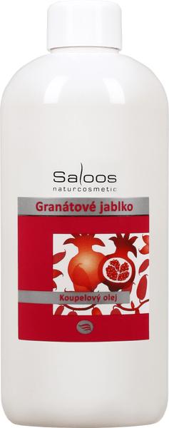 Saloos Koupelový olej Granátové jablko 500 ml