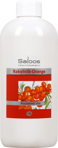 Saloos Koupelový olej Rakytník - Orange 500 ml