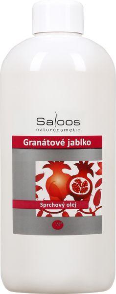 Saloos Sprchový olej Granátové jablko 500 ml
