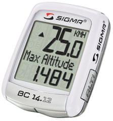 Sigma Licznik rowerowy BC 14.12  Alti
