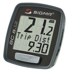 Sigma kolesarski števec Topline BC 8.12