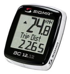 Sigma kolesarski števec BC 12.12
