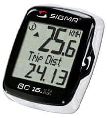 Sigma BC 16.12 Kerékpár computer