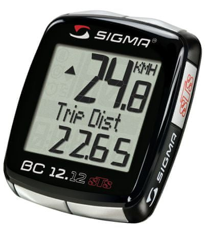 Sigma Licznik rowerowy BC 12.12 STS