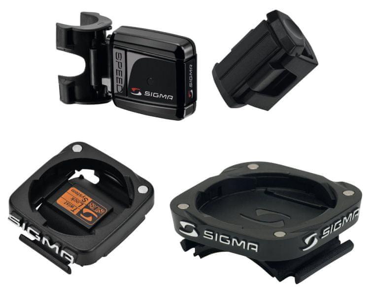 Sigma STS speed kit bike 2