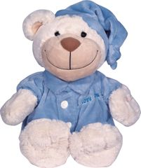 Bayer Design Uspávací medvěd Blau