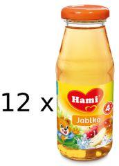 Hami Nápoj jablko - 12x 175 ml