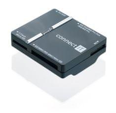 Connect IT CI-86 čtečka paměťových karet Wave