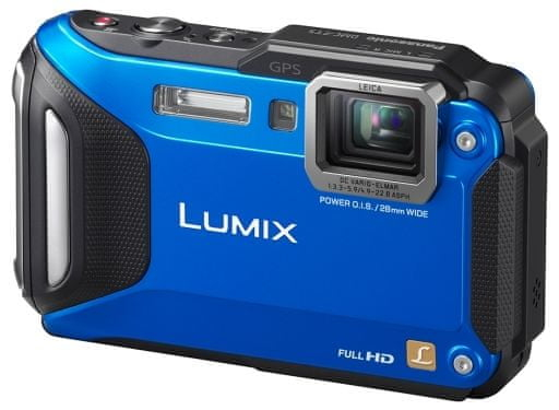 Panasonic Lumix DMC-FT5EP-A