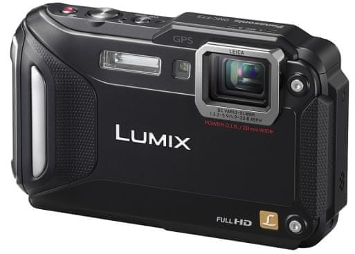 Panasonic Lumix DMC-FT5EP-K
