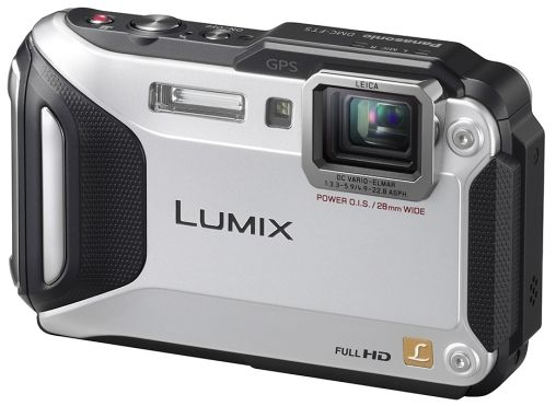 Panasonic Lumix DMC-FT5EP-S
