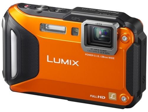 Panasonic Lumix DMC-FT5EP-D