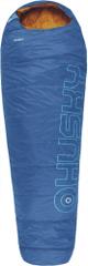 Husky -10°C Hálózsák-bal, Kék Ii.osztály