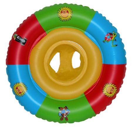 Wiky Dmuchane koło dla niemowląt 68 cm