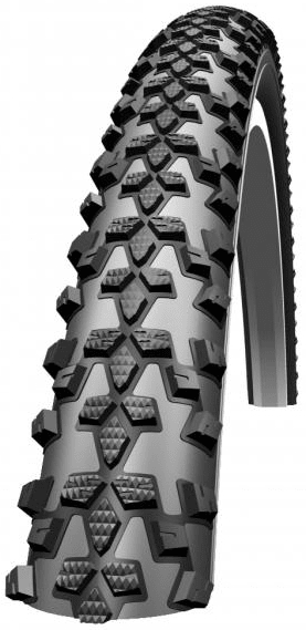 Schwalbe Smart Sam Performance treking (drát 42x622)