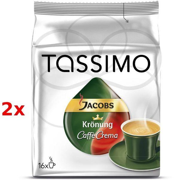 Bosch T-Disc Caffe Crema - 2x