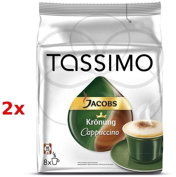 Bosch T-Disc Cappuccino - 2x