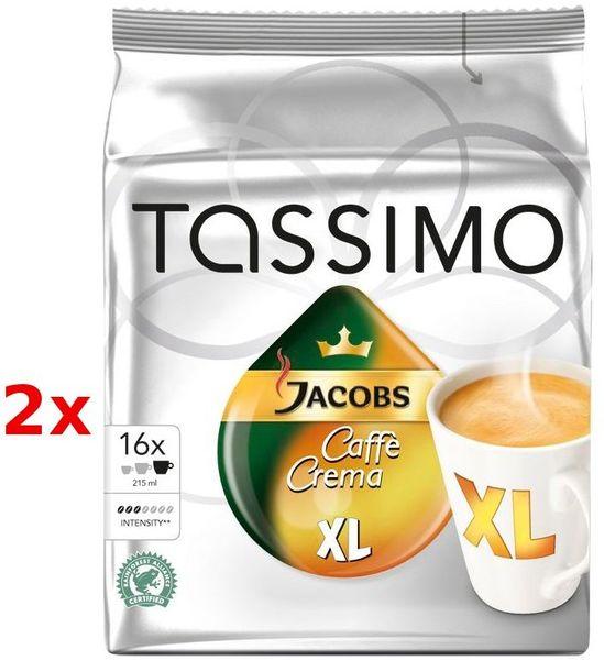 Bosch T-Disc Caffe Crema XL - 2x