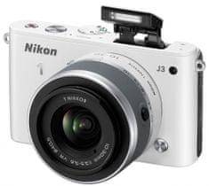 Nikon digitalni fotoaparat J3 + 10 - 30 mm VR