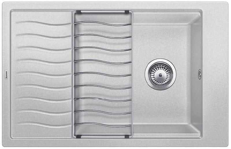 Blanco Elon XL 6 S - perlově šedá