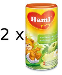 Hami Čaj medovkový s jablkom - 2 x 200g