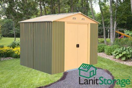 LanitPlast LanitStorage 8x8 Kerti ház