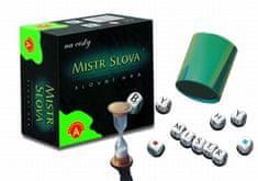 Alexander Majster Slova spoločenská hra na cesty s kockami