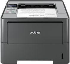 Brother črnobeli mrežni laserski tiskalnik HL-6180DW