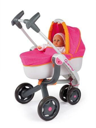 Smoby Kombinovaný kočík Quinny pre bábiky