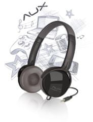 Speed-Link AUX - FREESTYLE Stereo Headset, black-grey
