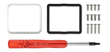 GoPro narzędzia Dive Housing Lens Replacement Kit (ALNRK-301)