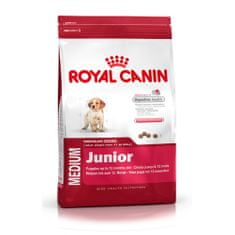 Royal Canin karma dla psa Medium Junior - 4kg