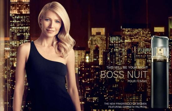 Hugo Boss Boss Nuit Pour Femme EDP