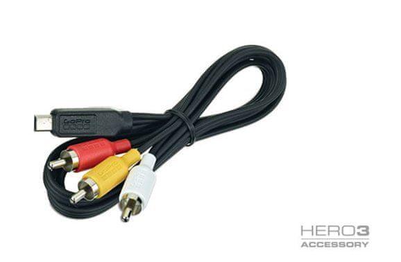 GoPro Kompozitní kabel