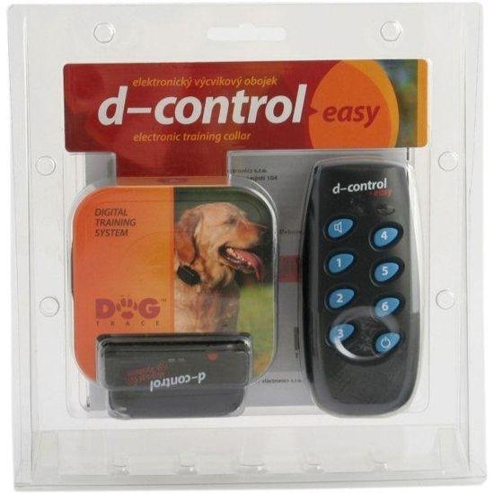 DOG trace d-control EASY Elektromos kutyakiképző nyakörv, Nagy