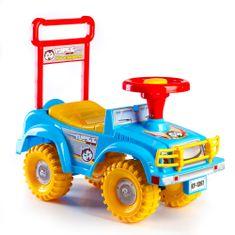 Yupee Odrážadlo auto Jeep Yupee modré