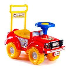 Yupee Odrážadlo auto Jeep Yupee červené
