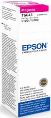 Epson steklenička črnila T6643, magenta (C13T66434A)
