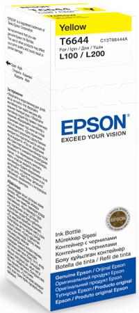 Epson T6644 žlutý