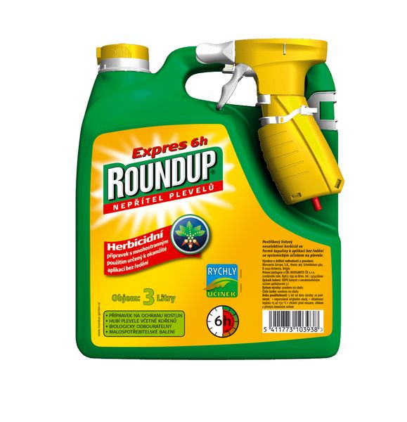 Roundup Expres 3000ml