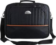 """Modecom CLEVELAND na notebooky do velikosti 15,6"""", černá"""