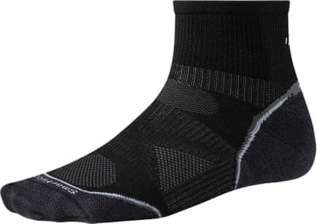 SMARTWOOL skarpetki PhD Cycle U.Lt. Mini  Black L