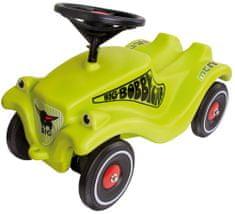 BIG poganjalec Bobby Car Racer, zelen
