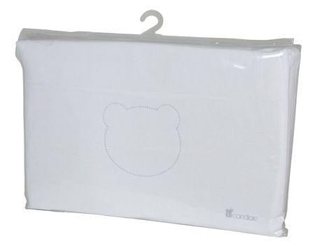 Candide Ék alakú memóriahab párna 60 x 120 cm-es kiságyhoz  b1683a9c74
