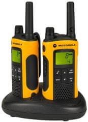 Motorola TLKR T80 Extreme, IPx4