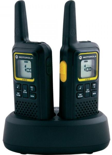 Motorola XTB446 Twin Pack