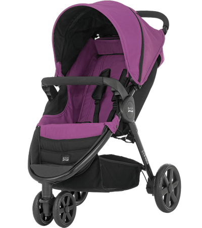 Britax B-AGILE 3, COOL BERRY